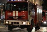 Nelaimė Trakų rajone – siautė ugnis