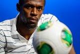 U.Boltas atskleidė komandą, kurioje žais futbolą – atsakymas nustebins
