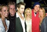 Britney Spears buvusiųjų sąrašas: širdį atidavė dvylikai vyrų
