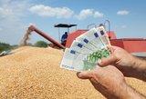 Stichinės nelaimės tuština ūkininkų kišenes, bet draustis jie nelinkę