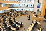 Diskusija Seime apie smurtą prieš vaikus: svarbiausios citatos