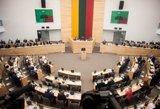 Nugriaudėjus liberalų korupcijos skandalui – siūlymas melo detektoriumi tikrinti kandidatus į Seimą