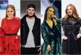 """Atskleisti 2019-ųjų nacionalinės """"Eurovizijos"""" atrankos dalyviai"""