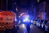 Amsterdame suimti vyrai, parūpinę ginklus atakų Paryžiuje vykdytojams