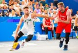 Lietuvos 3x3 krepšinio komanda – Europos žaidynių ketvirtfinalyje