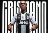 """Neįtikėtini skaičiai, kuriuos """"Juventus"""" jau atnešė Cristiano Ronaldo"""