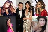 TOP-10 Justino Bieberio mylimųjų: kuri gražuolė jums įspūdingiausia?