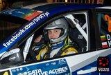 Dominykas Butvilas šių metų ralio sezoną netikėtai užbaigs Vokietijos ralyje