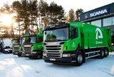 Už kartelinį susitarimą baudomis apdalintos komunalinių atliekų surinkimo bendrovės