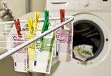 Lietuva – tarp trijų šalių su mažiausia pinigų plovimo ir terorizmo finansavimo rizika
