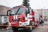 Žmoną Raseinių rajone padegęs vyras gydomas Kauno klinikose
