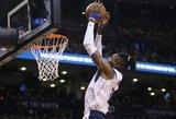Du NBA krepšininkai suspenduoti dėl marihuanos vartojimo