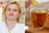 Į karštą arbatą dedate medų? Turime jums blogų žinių