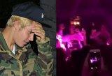 """Justino Bieberio fiasko: """"Despasito"""" žodžius pakeitė į """"dorito – burito"""""""