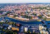 Dalis Vilniaus teritorijų tvarkymo konkurso lieka sustabdyta