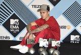 Justinas Bieberis vėl siautėjo: išvysk, ką prisidirbo šį kartą