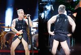 Sostinės padange nugriaudėjo Robbie Williamso šou: labiausiai pasisekė fanei Editai