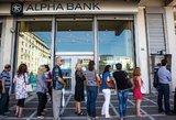 Rimantas Šadžius: paramos Graikijai tikslas – pastatyti šalį ant kojų