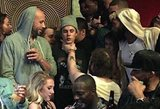 Cigaretę į reperio ranką gesinęs Justinas Bieberis gavo pylos