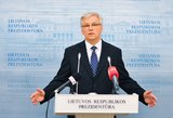 Finansų ministras neleidžia Vilniui leisti obligacijų