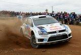 Lietuvoje istorinis įvykis – WRC etapas