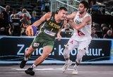 3x3 pasaulio krepšinio čempionate – Kataro antausis Lietuvai