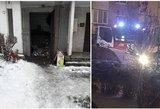 Siaubas Vilniuje: žmonės bijo būti sudeginti gyvi – šaukiasi pagalbos