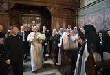 Popiežius išsakė pastabą kunigams: ragina būti arčiau žmonių