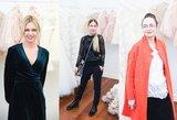 Į stilingą renginį vizažistė Milita Daikerytė atvyko be makiažo