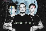 """Naują albumą scenoje įrašę """"jama & W"""": tai – beprotiškiausia idėja, kokią kada nors įgyvendinome"""