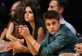 J. Bieberis – per daug vaikiškas S. Gomez