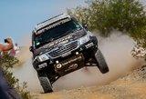 Benediktas Vanagas prasitarė, kokia vieta jį tenkintų Dakaro ralyje