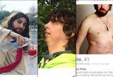 """""""Tinder"""" perliukai: patys keisčiausi ir juokingiausi žmonių profiliai"""