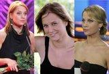 Prieš dešimtmetį ir dabar: įvertinkite žymiausių TV laidų vedėjų pokyčius