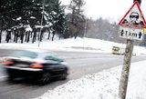 Klaipėdos kelininkai: vyksta sklandus darbas