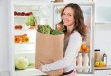 Metas tvarkai: šių maisto produktų niekada nedėkite į šaldytuvą