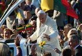 Nelaiminga popiežiaus Pranciškaus meilė: svajojo vesti, bet tapo Dievo tarnu