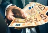 Lietuvos įmonių pajamas padalino jų darbuotojams: kas uždirba virš 100 milijonų?
