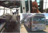 Moteris namus įsirengė sename autobuse – neįtikėtina, kaip atrodo vidus