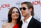 Atskleista tikroji priežastis, kodėl po skyrybų su Pittu Jolie nenuėjo į nė vieną pasimatymą