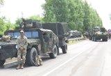 Duda tikisi Trumpo įsipareigojimo didinti JAV karių Lenkijoje