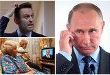Vladimiro Putino rinkimai Rusijoje: kas mes iššūkį carui?