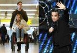 """Rusijos atstovė """"Eurovizijoje"""" toliau kursto aistras: įsikišo net Robbie Williamsas"""