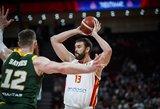 Pergalę išplėšė tik po dviejų dramatiškų pratęsimų: į finalą keliauja Ispanija