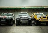 "Dakaras 2015: ""Toyota"" armada prieš MINI monstrus"