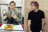 Nuo meilės iki neapykantos – vienas žingsnis: E. Sheeraną ir J. Bluntą suvienijo muzika