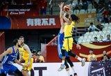 Čekus įveikusi Australija pirmą kartą istorijoje žais pusfinalyje