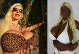 Siekia tapti egzotiškąja Barbe – tokį įdegį įgavo netradiciniu būdu