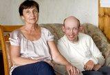 """Kompleksinę negalią turinčio Dariaus mama: """"Noriu būti rami dėl sūnaus ateities"""""""
