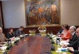 R. Šadžius: narystė euro zonoje suteiks daugiau saugumo